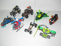 Lego ® Vehicule Marvel DC Comics Super Heroes Choose Model NEW