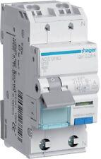 Hager ADS916D Fehlerstrom-Leitungsschutzschalter 1P+N 6kA B-Charakter