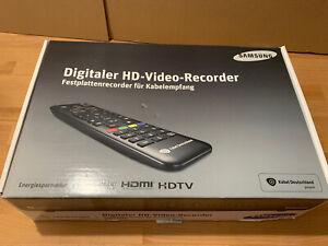 Samsung SMT-C7200 Digitaler HD TV Festplatten (320 GB) Recorder