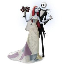 Jack and Sally Romance Doll Nightmare Before Christmas  - Ashton Drake