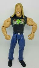 TRIPLE H WWE Jakks Ruthless Aggression Wrestling Figure WWF DX HHH Shirt Jeans