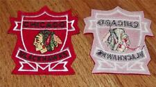 "Chicago Blackhawks Shield Patch 3"" x 3.25"" Embroidered NEW Polo Size Quality *P5"