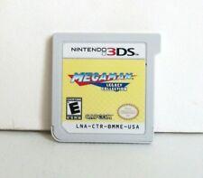 Mega Man Legacy Collection (Nintendo 3DS) Good Label Action Game Capcom Megaman