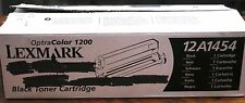 Lexmark Yellow Toner Cartridge For Color Optra 1200 1200N 12A1454