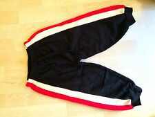 NEW BABYS FLEECE BLACK JOGGER SIZE 24 MONTHS