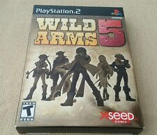*NEW* Wild Arms 5 10th Anniversary Edition - PS2