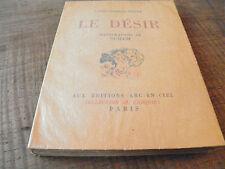 Le désir par Louis-Charles Royer