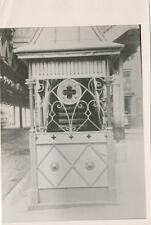 New York City NY 1905? Real Photo Stairway Entrance 50th St. Station 6th Av. EL