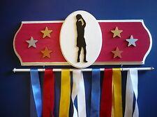 Basketball Sports Medal Display Hanger