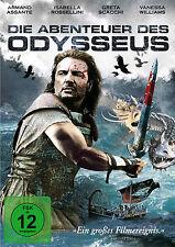 Die Abenteuer des Odysseus (Armand Assante, Isabella Rossellini) DVD NEU + OVP!