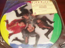 "GO GO'S WE GOT THE BEAT 7"" 45 LIMITED EDITION 1982"