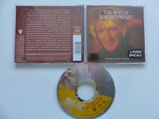 The best of ROD STEWART  4 Bonus tracks  7599 26034 2 CD ALBUM
