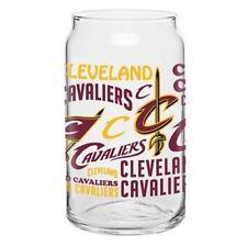 Cleveland Cavaliers 16oz NBA Fan Spirit Grafitti Drinking Glass Can