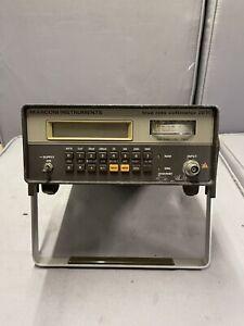 True RMS Voltmeter Marconi 2610