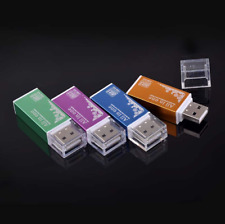 2.0 USB Multi Memory Card Reader Adapter For Micro SD MMC MS SDHC TF M2 PRO DUO