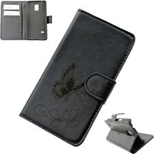 Credit Card Wallet Flip Leather Case Accessories For Samsung Galaxy S5 S V mini