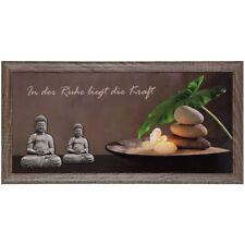 Deko-wandbilder mit Rahmen und Buddha