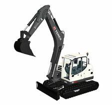 NZG 902 1:50 Terex TC125 Tracked Excavator