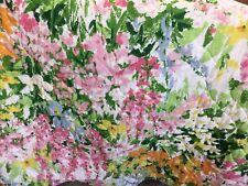 Vintage Springmaid Floral Full Comforter