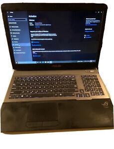 Asus ROG G75VW Laptop -  i7 3610QM, 10GB RAM, GTX 670M, 64GB SSD/1TB HD, No Batt