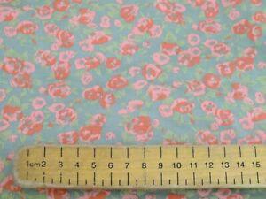 cotton jersey lycra , floral