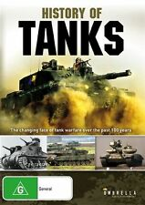 History Of Tanks (DVD, 2016)