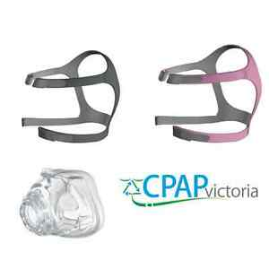 NEW ResMed Mirage FX Nasal Mask Cushion and Headgear Package (Not Complete Mask)