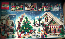 LEGO 2015 Creator EXPERT 10249 Exclusive Winter Toy Shop Holiday Christmas Set