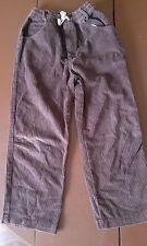 Pantalon Hiver en Velours Marron CATIMINI 8 ans