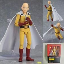 Figma 310 Anime movable One Punch Man Hero Saitama Action Figure Figurine Toy