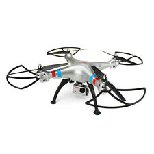 Syma X8G RC Quadcopter Drone with 8.0MP HD Camera UAV RTF 2.4G 4CH UFO Silver