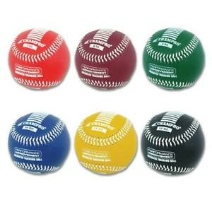 Champro Weighted Training Baseball 7OZ/8OZ/9OZ/10OZ/11OZ/12OZ
