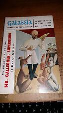 GALASSIA # 18 - HENRY KUTTNER -MR.GALLEGHER, SUPERGENIO -FANTASCIENZA-1962 - N03
