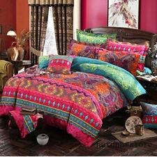 Bohemian 3d Bedding Sets Duvet Cover Bedsheet Pillowcase Queen King Bedspread