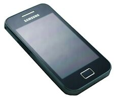 "Samsung Galaxy Ace GT-S5830 3.5"" 5MP GSM 3G WiFi UnLocked Smartphone WHITE"