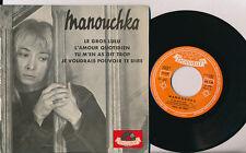 MANOUCHKA EP FRANCE JULIETTE GRECO