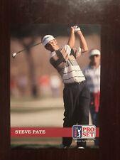 1992 Pro Set Golf #77 - Steve Pate