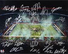 Philadelphia Eagles Team Signed SB LII Champs 8x10 Photo (RP)