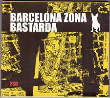 Barcelona Zona Bastarda - CD - Various Artists (2CD) (ORCD 1008 Organic)