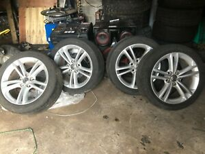 vauxhall insignia sri alloy wheels and tyres 245/45/zr18