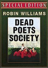 DEAD POETS SOCIETY - DVD - REGION 2 UK