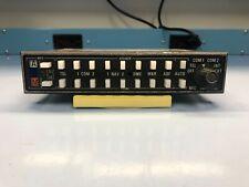 Bendix/King KMA 24 Audio Panel, PN:066-1055-03, Yellow Tagged