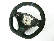 BMW 1er 3er Abgeflacht Performance Style Lenkrad Steering Wheel Alcantara