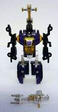 "TRANSFORMERS BOMBSHELL G1 Vintage Action Figure 5"" Insecticon COMPLETE 1985"