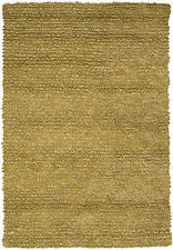 5x8' Chandra Rug  Zeal Hand-woven Contemporary Shag  New Zealand Wool ZEA20603-5