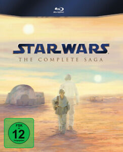 Star Wars: The Complete Saga [9 Discs]
