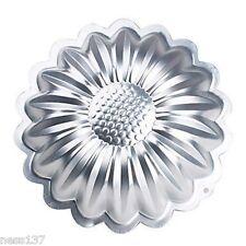 """Moule Gateau en Aluminium """"Fleur de Tournesol"""" Gateaux Patisserie Cake Design"""