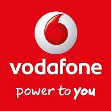 100 Vodafone UK Pay As You Go PAYG -Includes Standard,Micro&Nano Triple SIM Card