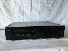 Sony CDP 997 stereo reproductor de CD con mando a distancia, impecable, Vintage