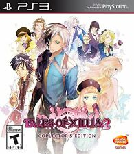 Tales of Xillia 2 - Collector's Edition [PlayStation 3 PS3, Action JRPG] NEW